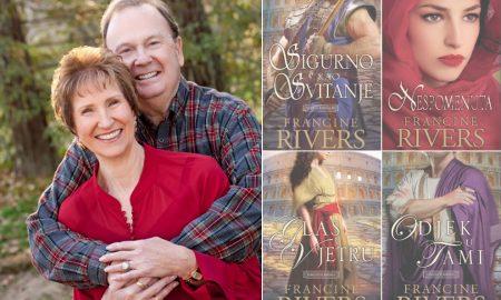 """Francine Rivers: """"Bila sam ovisna o ljubavnim romanima, a onda me Bog zatražio da ih pišem za Njega"""""""