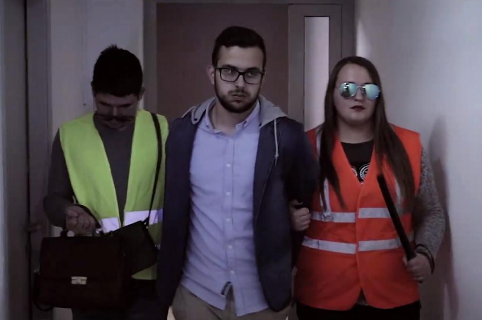"""VIDEO """"Gramatička policija"""" ili O posljedicama Istanbulske konvencije"""