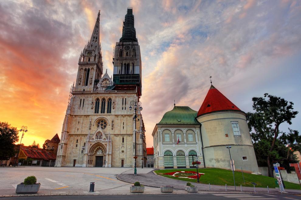 Hodočašće mladih u Zagrebačku katedralu