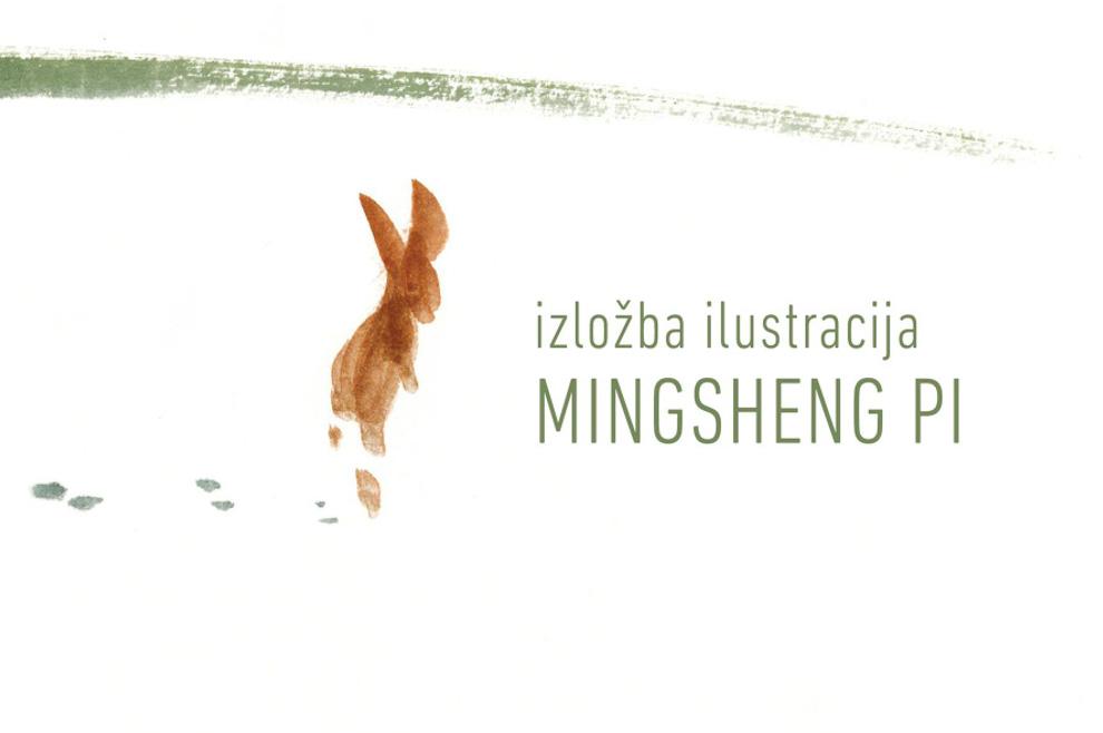 Izložba knjižnih ilustracija Mingshenga Pija