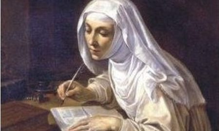 Neraspadnuta glava svete Katarine Sijenske