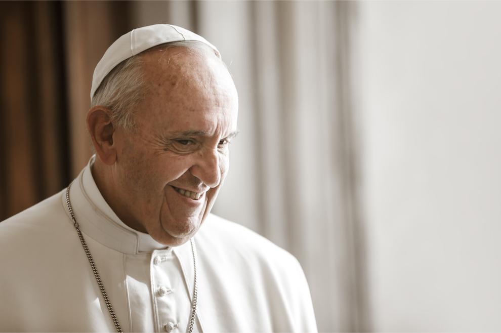 Papa Franjo otkrio što radi prije spavanja