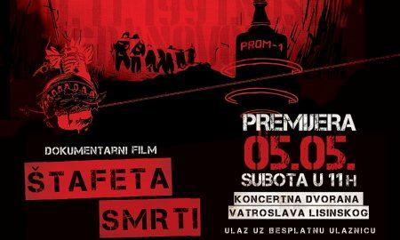 """Premijera najnovijeg filma u produkciji Laudato TV-a: """"Štafeta smrti"""""""