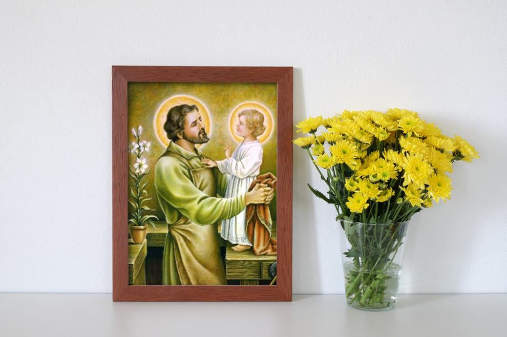 Sv. Josip Radnik – primjer spremnosti služenja u vjernoj poslušnosti tajni Utjelovljenja i djelu Otkupljenja