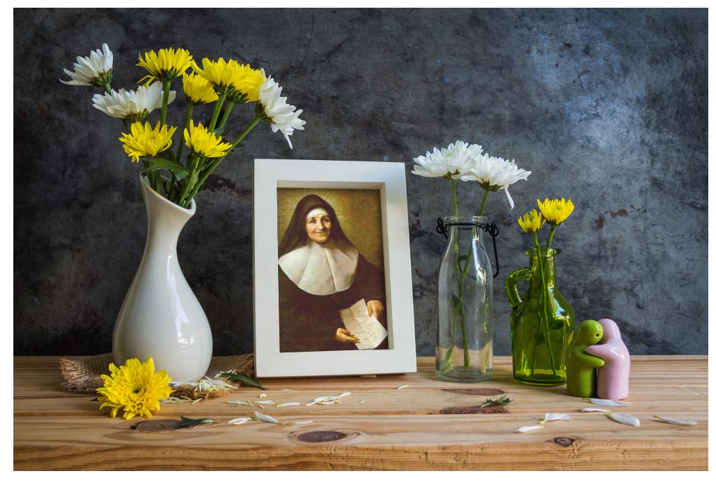 Sveta Julija Billiart – francuska redovnica, osnivačica Družbe sestara naše Gospe