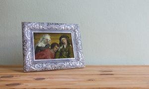 Sveta Marija Kleofina – na Kalvariji je stajala pod Kristovim križem