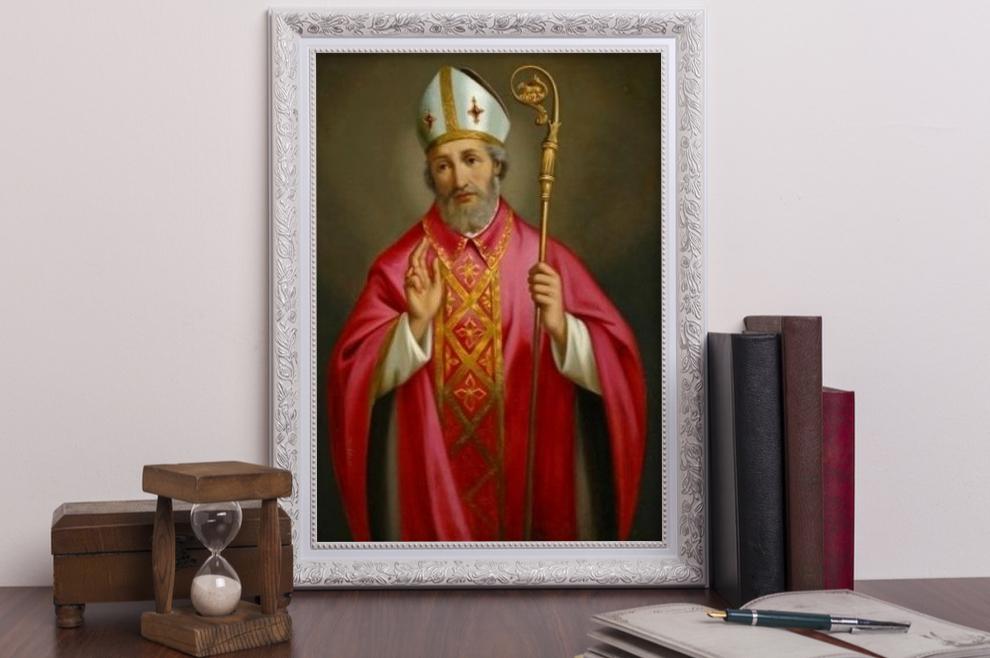 Sveti Anzelmo – već u mladenačkim danima osjetio je poziv na monaški život