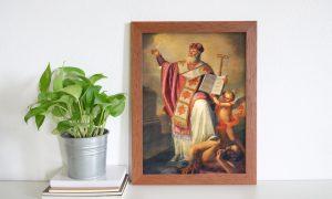 "Sveti Atanazije Veliki - prozvan je ""ocem pravovjerja"" i ""stupom Crkve"""