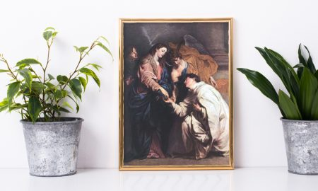 Sveti Hermann Joseph – njemački svećenik i mističar koji je od djetinjstva štovao Isusa i Mariju