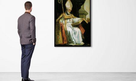 Sveti Izidor Seviljski – njegovi mnogobrojni teološki i znanstveni spisi bili su glavni izvor znanja i obrazovanja u srednjem vijeku
