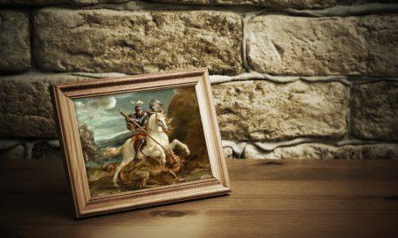 Sveti Juraj – podnio je mučeništvo za vrijeme Dioklecijanova progona kršćana