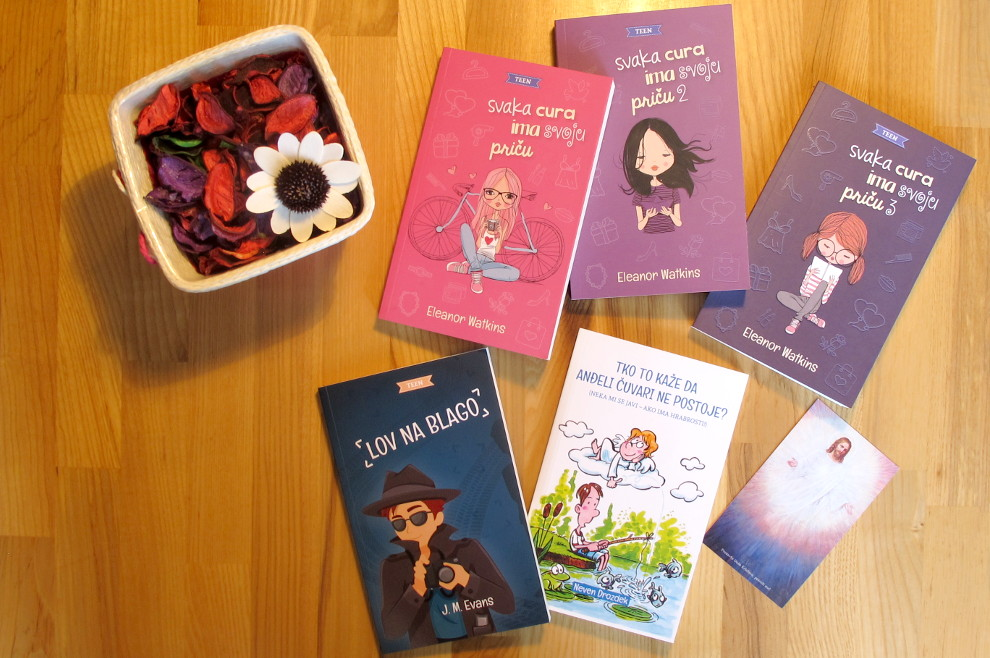Što darovati svome prvopričesniku?! Idealan dar pronađite u našoj biblioteci!