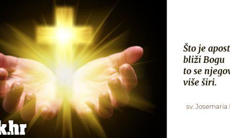 Kad si blizu Bogu