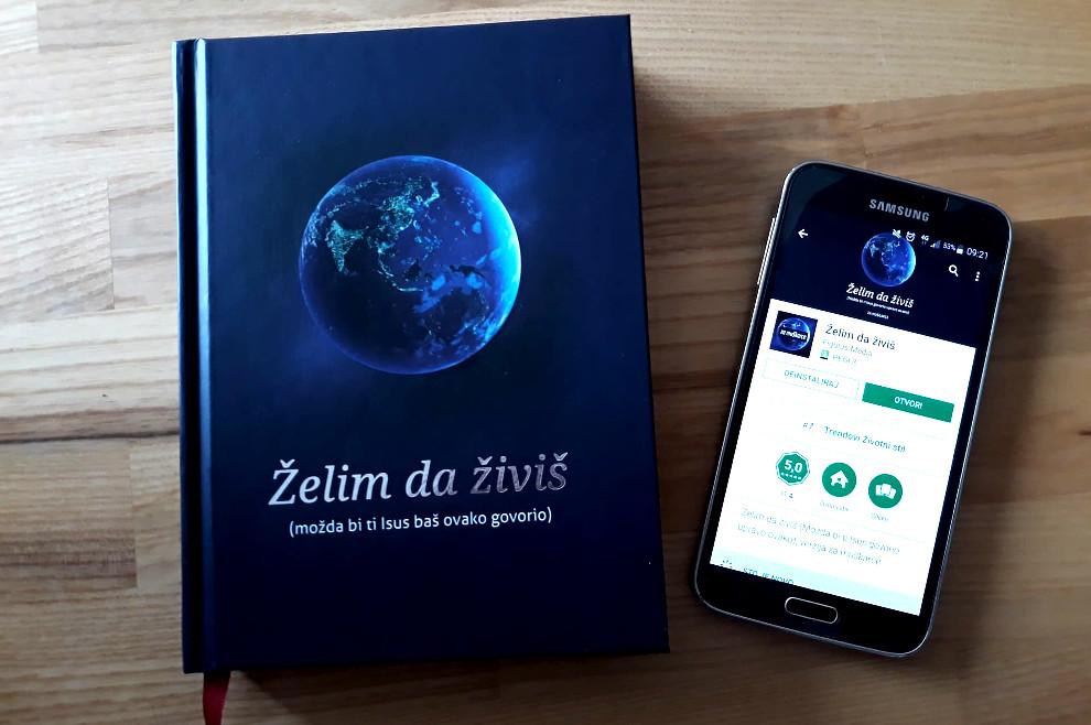 Besplatno preuzmite audio verziju popularne knjige Želim da živiš
