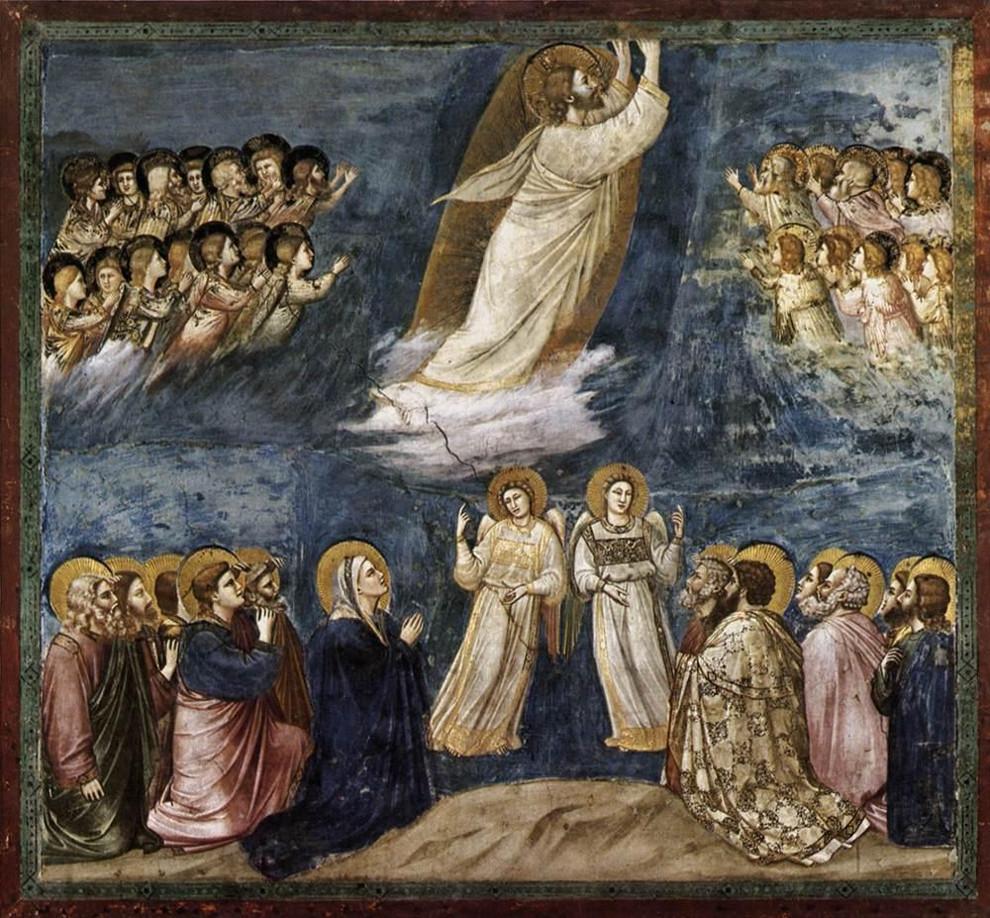 Freska u kapeli Scrovegni u Padovi, Giotto (1267. – 1337.)