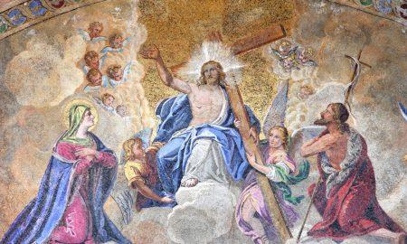 Kako su umjetnici kroz povijest prikazivali Isusovo uzašašće na nebo k Ocu