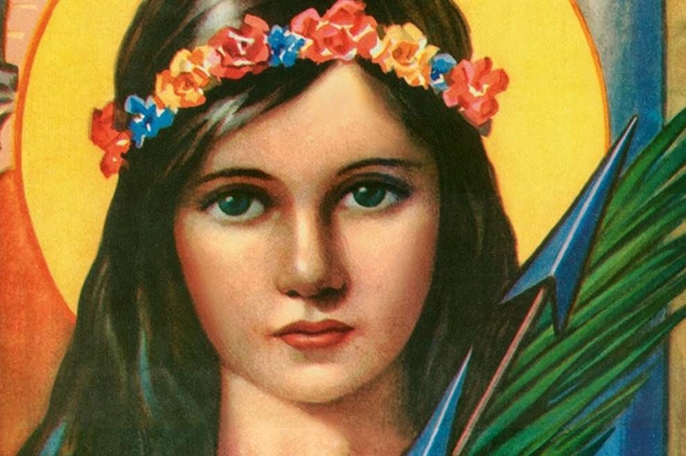 Koja je prava priča iza štovanja svete Filomene