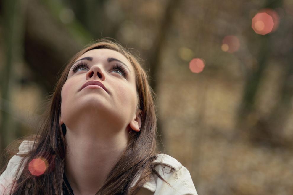 Muče te negativni osjećaji Možda trebaš oprostiti Bogu!