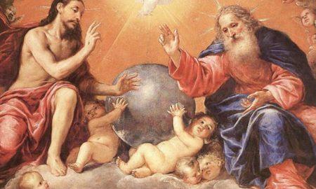 Presveto Trojstvo – tri različita odnosa u jednom kretanju ljubavi