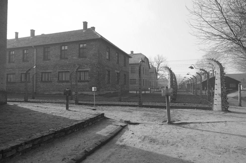 Koncentracijski logor Auschwitz-Birkenau