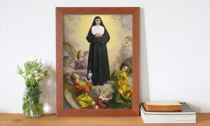 Sveta Maria Domenica Mazzarello - utemeljiteljica kongregacije Kćeri Marije Pomoćnice