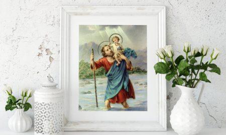"""Sveti Kristofor - """"nositelj Krista"""""""