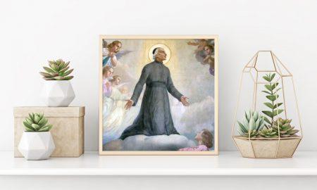 Sveti Mihael Garicoïts - utemeljitelj kongregacije Svećenika Presvetog srca Isusova od Bétharrama
