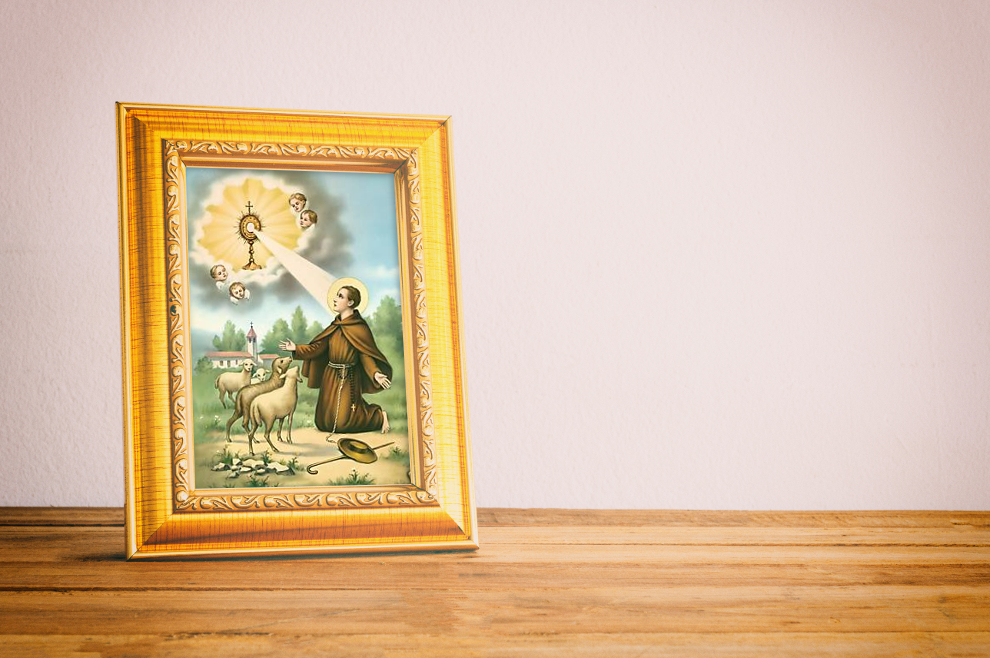 Sveti Pascual Baylón – gajio je posebnu ljubav prema Euharistiji