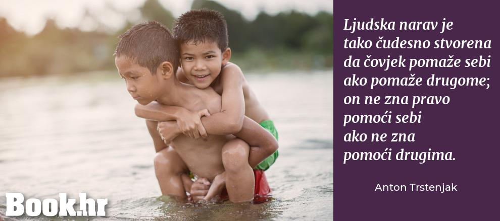 Ako znaš pomoći drugima, znat ćeš pomoći i sebi
