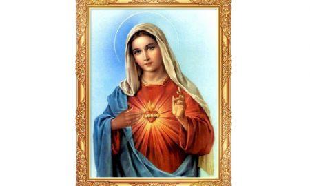"""Bezgrešno Srce Marijino: """"Ogledajte se u njezinu srcu. Ostanite u njezinoj školi!"""""""