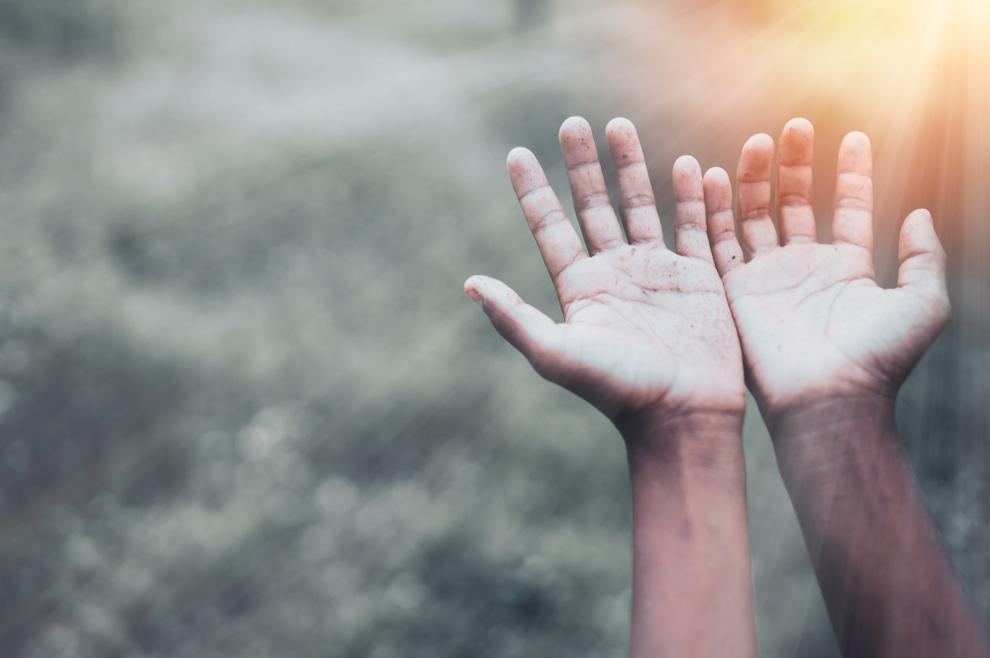 Koga Bog, u ovim nemirnim vremenima, može obasuti svim duhovnim blagoslovima