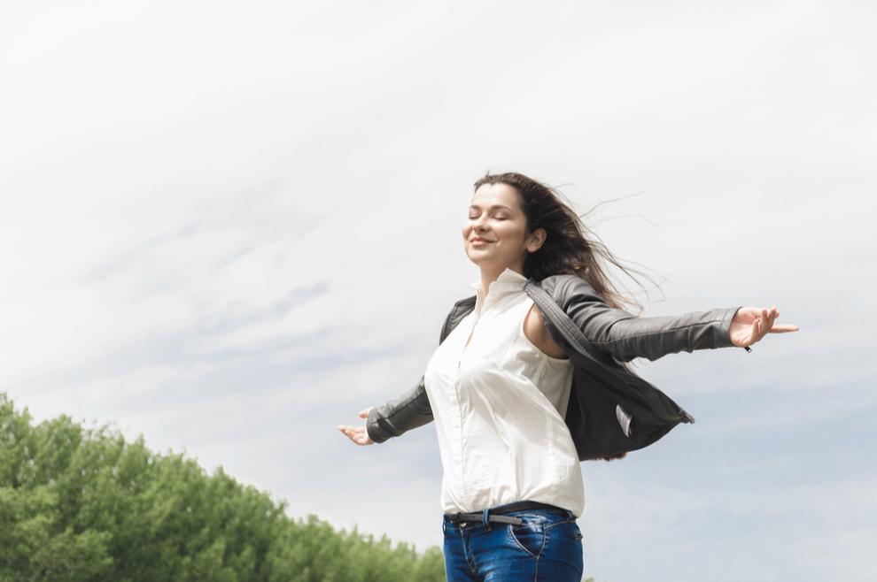 Ovo je tajna uživanja ispunjenog, radosnog života