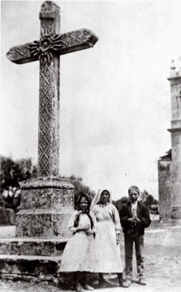 Jacinta, Lucia i Franjo