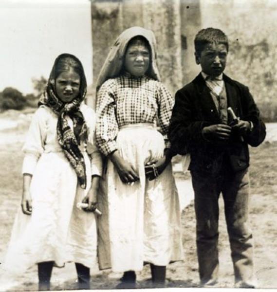 Gospa se ukazala djeci 1917. godine