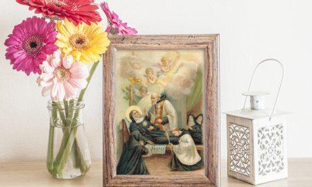 Sveta Julijana Falconieri – propovijed o sudnjem danu snažno je utjecala na njezin život