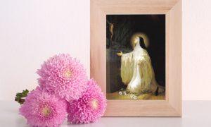 Sveta Lutgarda – već sa 12 godina otišla je u samostan, premda to prvotno nije željela