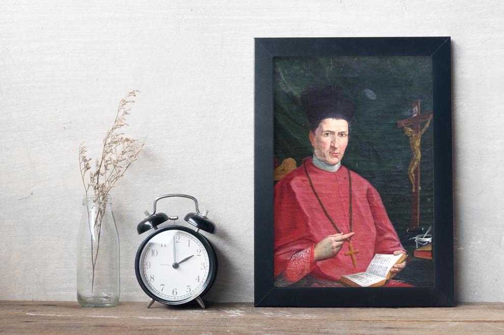 Sveti Antonio Maria Gianelli – talijanski biskup, glasoviti ispovjednik i propovjednik