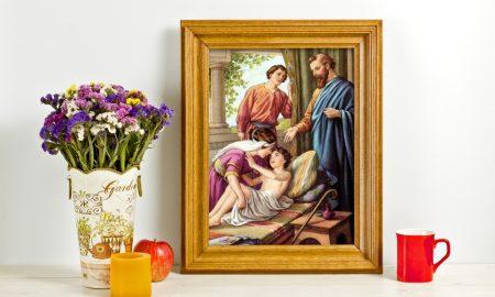 Sveti Elizej – nastavio je djelo proroka Ilije