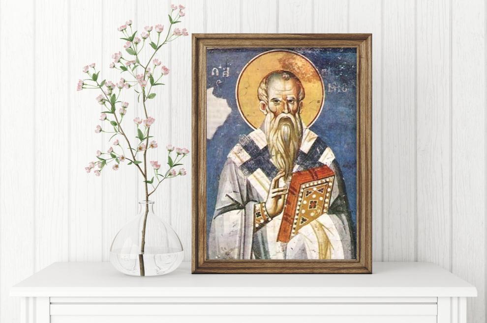 Sveti Irenej - utemeljitelj kršćanske teologije