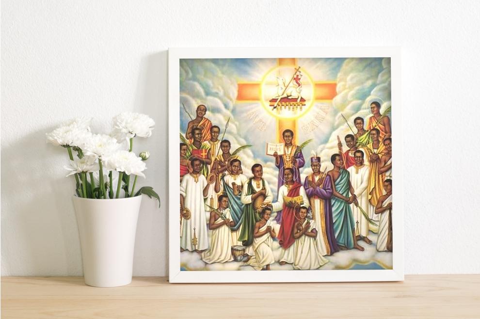 Sveti Karlo Lwanga i drugovi – mučenici iz Ugande
