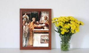 Sveti Leon III. – Oslijepili su ga, unakazili mu lice i oštetili jezik nakon jedne svečane procesije, a on je čudesno ozdravio iste noći