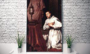 Sveti Norbert – preživio je udar groma nakon čega se je obratio i odlučio poći u samostan