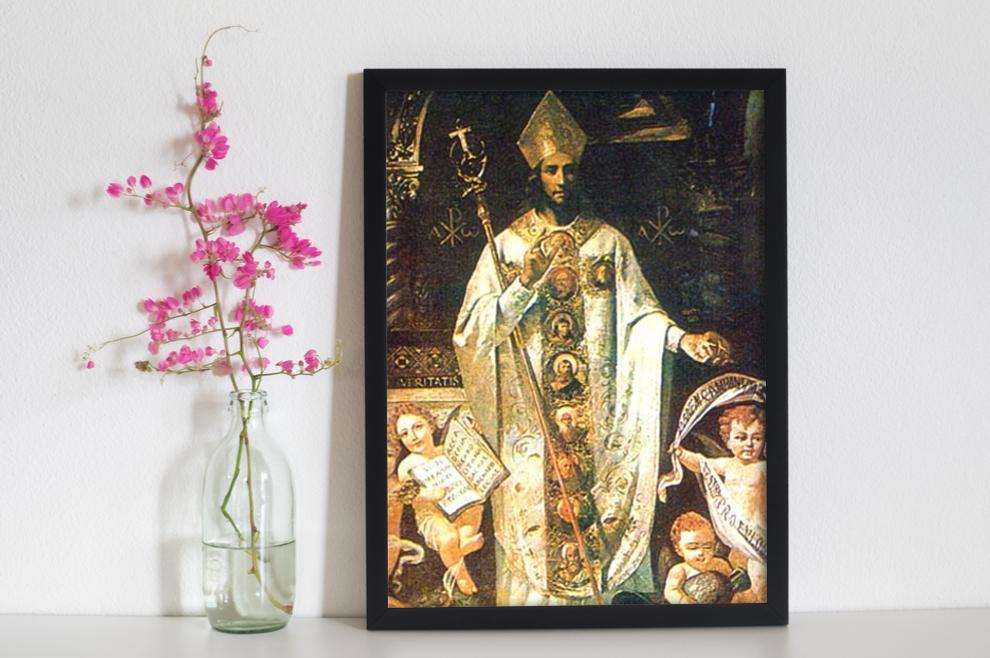 Sveti Paulin, biskup – zaslužan je za uvođenje zvona u crkveni ambijent