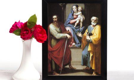 Sveti Petar i Pavao – apostolski prvaci i mučenici