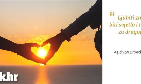 Što znači ljubiti