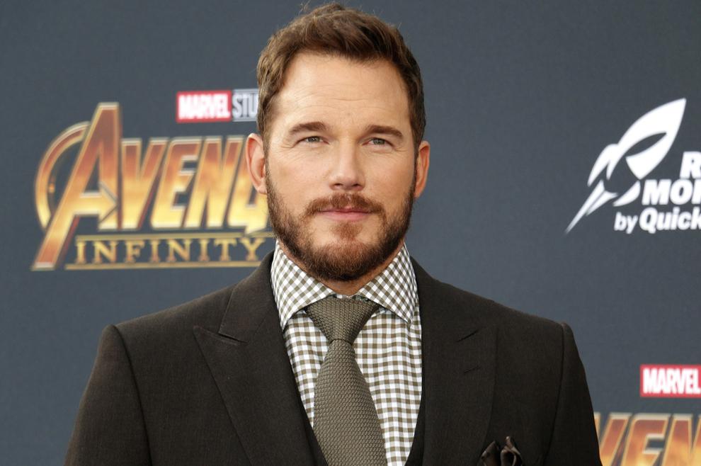 Američki glumac Chris Pratt mladima 'otkrio' pravila za miran i blagoslovljen život
