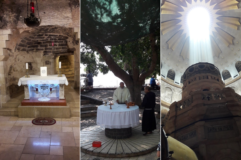 Naš je Danijel hodočastio u Izrael: Nitko se iz Svete Zemlje ne može vratiti kao ista osoba…