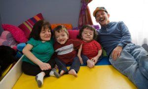 Životna priča obitelji Davert: Unatoč svim poteškoćama, uvijek su vjerovali da Bog ima plan