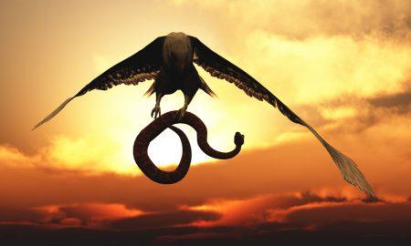 Borba između orla i zmije pokazuje nam kako da vodimo svoje duhovne bitke