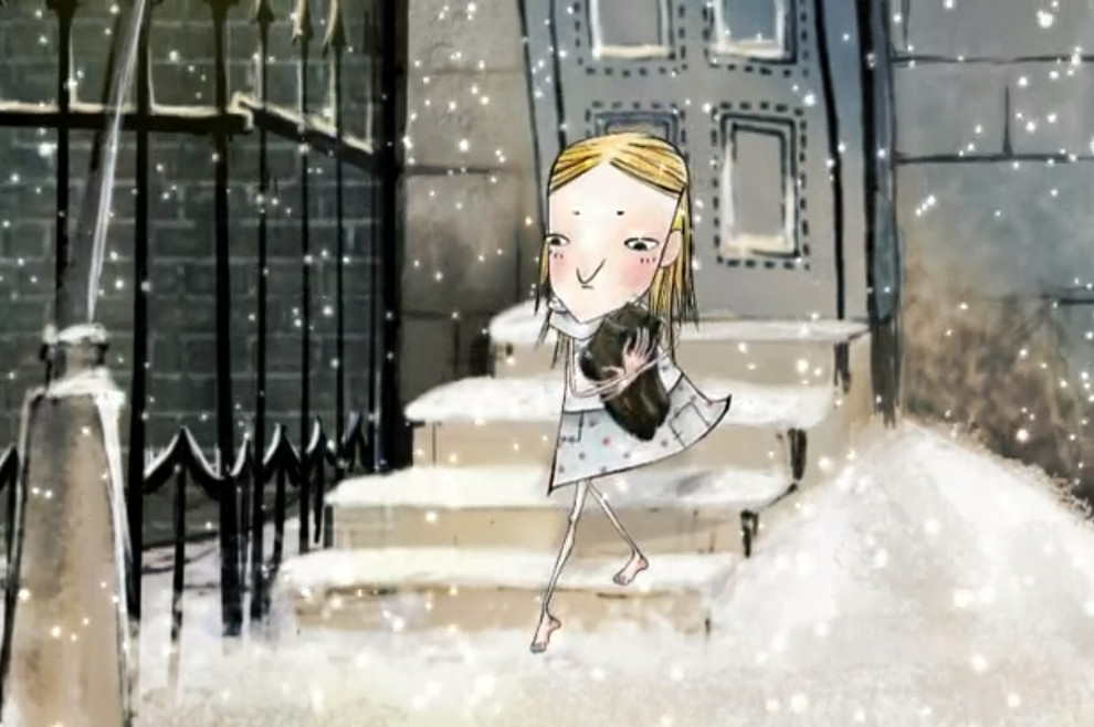 """""""Cipela"""" – dirljiv animirani film koji pokazuje koliko ljubav može biti nesebična"""
